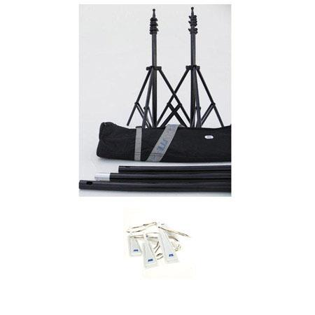 JTL Wide Background Support System Clip Kit 87 - 375