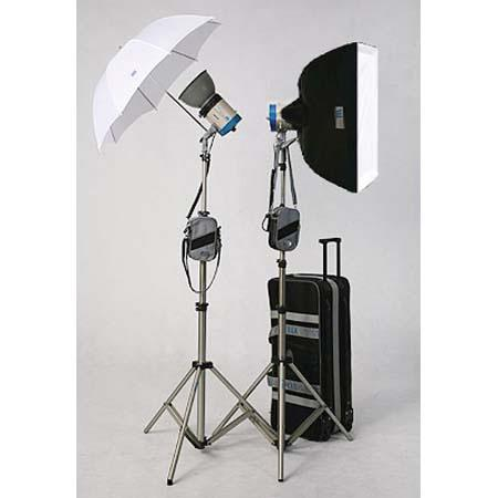 JTL DL Mobilight Soft BoKit Mobilight ws ACDC Powered Monolights Light Stands Umbrella Softboand Whe 82 - 417