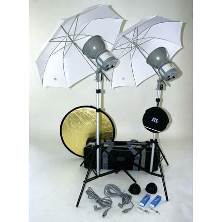 JTL DL Compact Everlight Kit watts total Quartz Halogen Continuous Lighting 318 - 200
