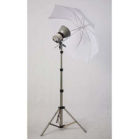 JTL HL Umbrella Kit Fan Cooled Superlight Watt Quartz Bulb Light Stand Reflector Umbrella 50 - 480
