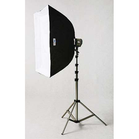 JTL HL Soft BoKit Fan Cooled Superlight Watt Quartz Bulb Light StandSoft Box 234 - 450