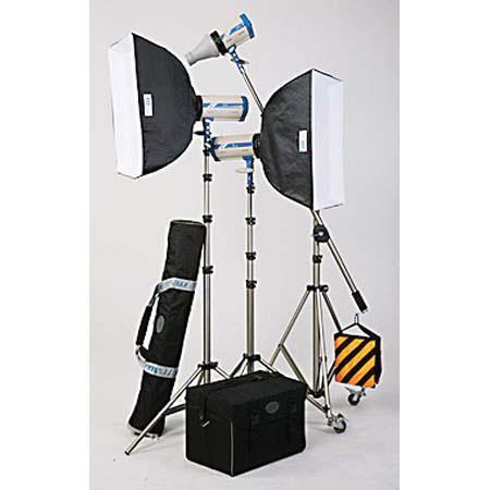 JTL TL Versalight E Pro Studio Kit Two Watt Second Versalight E One Watt Second E Monolights Light S 93 - 356