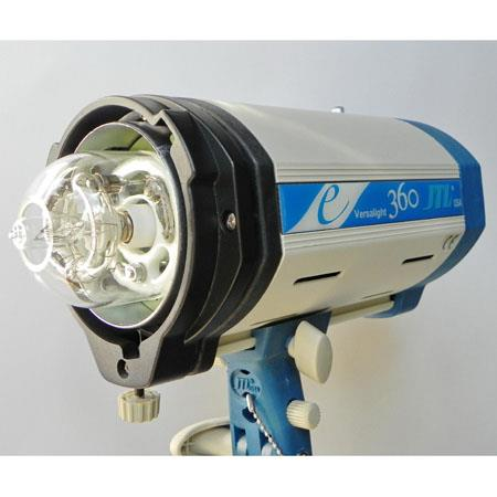 JTL Versalight E Watt Monolight Strobe Aluminum Alloy Housing 30 - 716