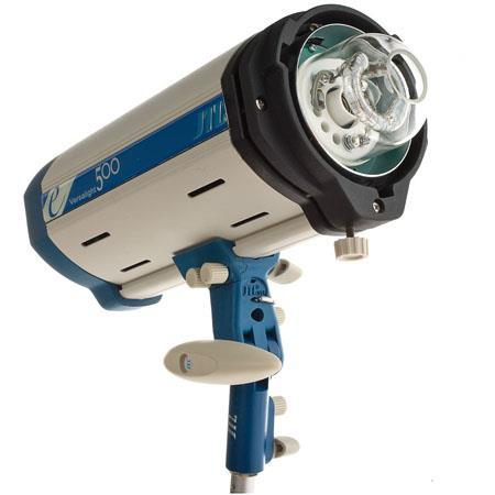 JTL Versalight E Watt Monolight Strobe Aluminum Alloy Housing 57 - 515