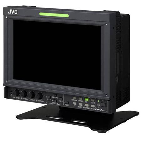 JVC DT VLU Professional LCD StudioField Monitor Aspect Ratio cdm Brightness Contrast Ratio 105 - 655