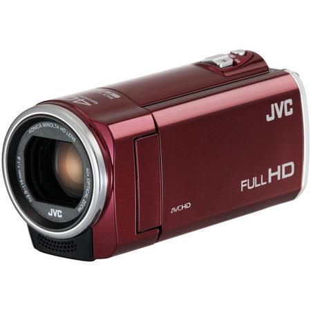 JVC GZ E Full HD Everio CamcorderOptical ZoomDigital Zoom LCD Panel CMOS Sensor SCSDHCSDXC Focal Len 278 - 86