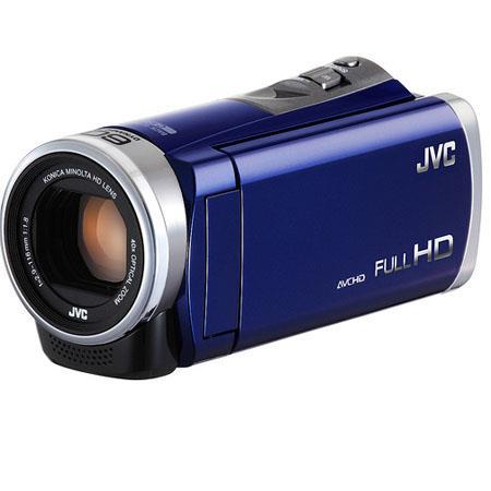 JVC GZ E Full HD Everio CamcorderOptical ZoomDigital Zoom LCD Touch Panel CMOS Sensor SCSDHCSDXC Foc 75 - 168