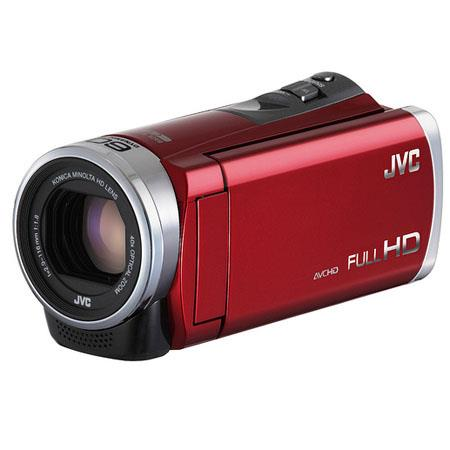 JVC GZ E Full HD Everio CamcorderOptical ZoomDigital Zoom LCD Touch Panel CMOS Sensor SCSDHCSDXC Foc 78 - 322
