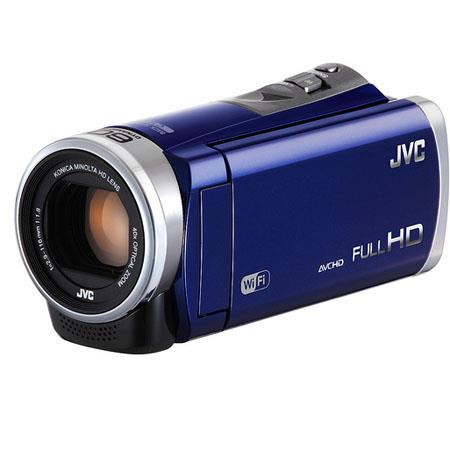 JVC GZ EX Full HD Everio Camcorder MP CMOS SensorDynamic ZoomOptical Zoom Touch Panel LCD Focal Leng 114 - 34