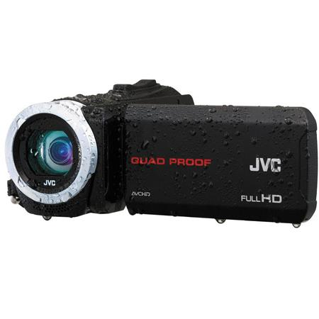 JVC GZ R Quad Proof GB Flash Full HD Camcorder MPOpticalDynamic Zoom Frameless LCD Touchscreen  103 - 655