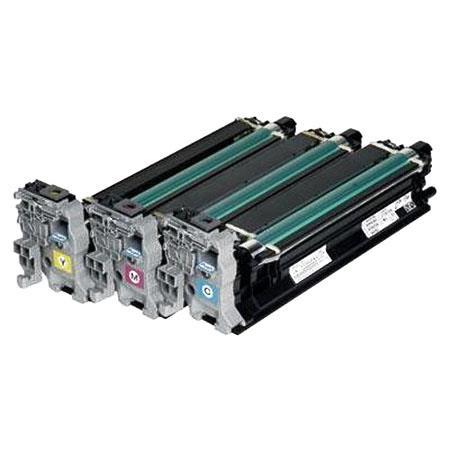 Konica Minolta ANF C M Y Imaging Unit Value Kit Magicolor MFMF series Printers 152 - 612