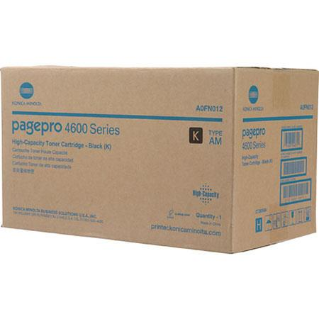 Konica Minolta AFN High Capacity Toner Cartridge PagePro Series Printers 57 - 320