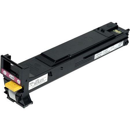 Konica Minolta AV High Capacity Magenta Toner Cartridge Magicolor ENEN Printers 207 - 478