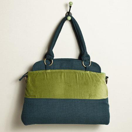 Ketti Handbags Army Navy Designer Camera Bag 104 - 643