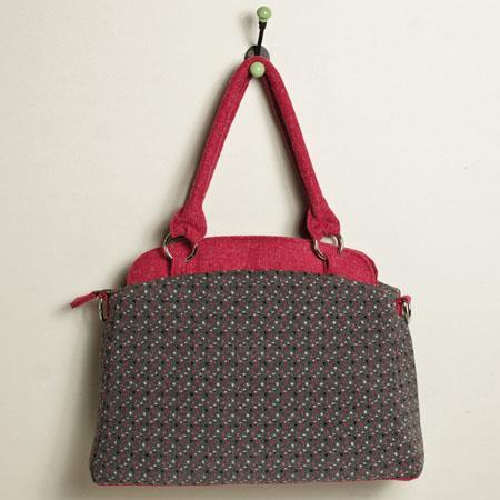 Ketti Handbags Polka Dot Designer Camera Bag 104 - 643