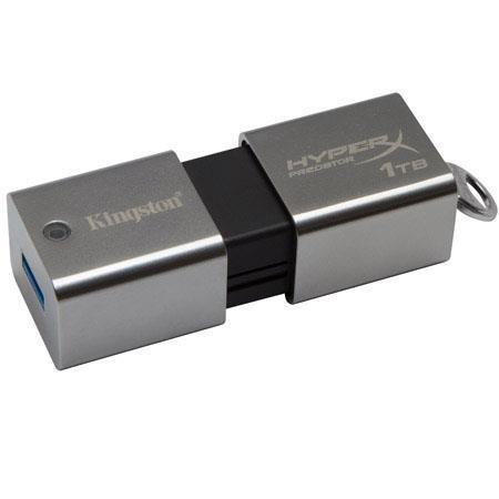 Kingston Technology TB DataTraveler HyperX Predator USB Flash Drive MBs read and MBs write USB  71 - 492