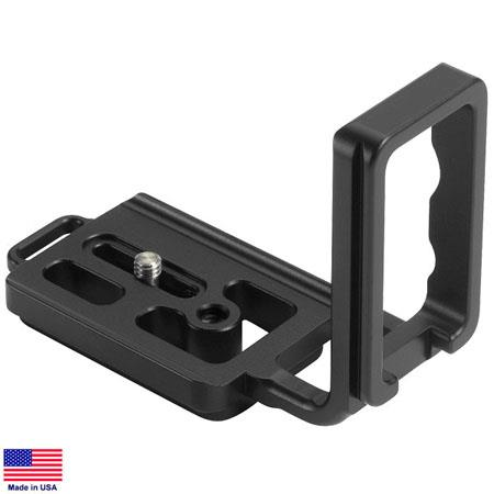 Kirk Quick Release L Bracket Nikon D DSLR Camera 237 - 8