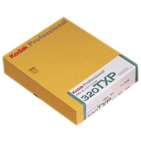 Kodak Tri X Pan TXP Professional Film ISOSheets 190 - 345