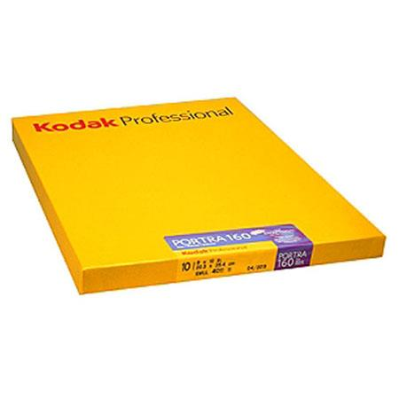 Kodak Portra Color Negative Film ISO SizeSheets 41 - 492