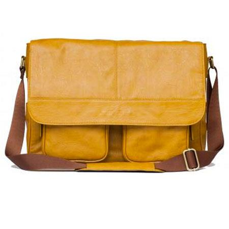 Kelly Moore Kelly Boy Bag Shoulder Style Small Camera Bag Mustard 83 - 61
