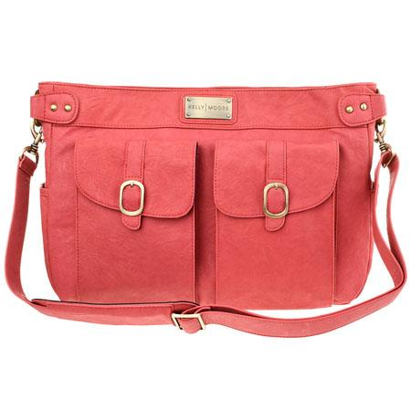 Kelly Moore Classic Camera Bag Coral Pink 68 - 586