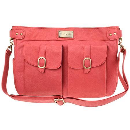 Kelly Moore Classic Camera Bag Coral Pink 267 - 233
