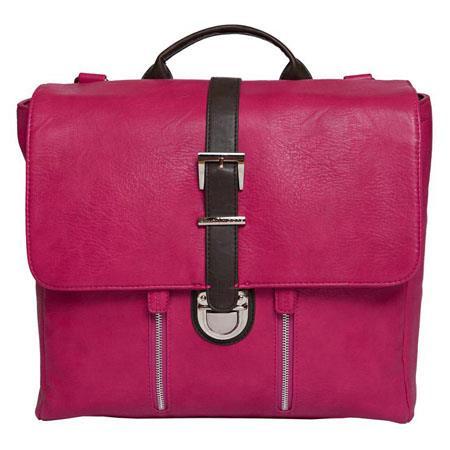 Kelly Moore Chapel Convertible Backpack Hot Fuchsia 97 - 794