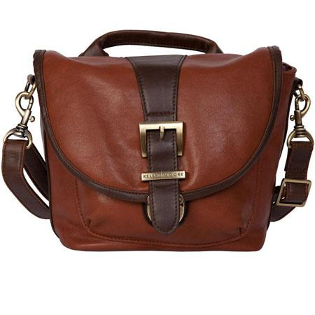 Kelly Moore Riva Shoulder Bag Saddle Brown 169 - 505