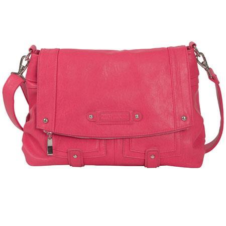 Kelly Moore Songbird Shoulder Bag Orchid Pink Holds DSLR Netbook More 41 - 17