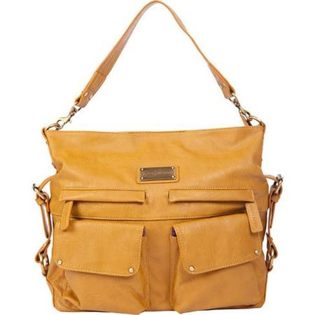 Kelly Moore Sues Camera Bag Removable Basket New Mustard 98 - 511