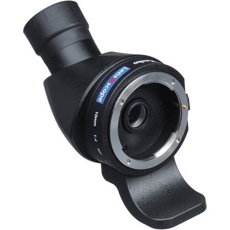 Kenko LensScope Adapter Nikon Mount Lenses Angled Eyepiece 214 - 59