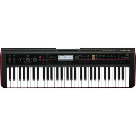 Korg Kross Key Music Workstation Use Up to Effects at Once Quick LayerSplit Function 60 - 754