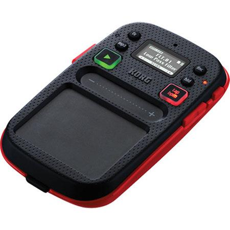 Korg Mini Kaoss Pad Effect Processor Media Player MicroSD Slot 355 - 2