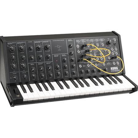 Korg MS Mini Monophonic Analog Synthesizer Oscillators Mini Keys 29 - 53