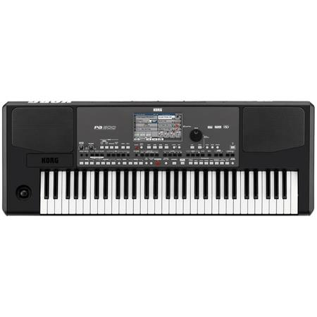 Korg Professional Key Arranger Keyboard Built In Speakers TouchView Color TFT Display Factory Styles 23 - 313