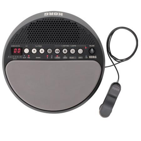 Korg WAVEDRUM Mini Portable Percussion Synthesizer Sounds Rhythm Patterns 110 - 260