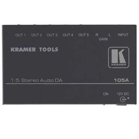 Kramer A Stereo Audio Distribution Amplifier 270 - 630