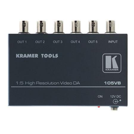 Kramer VB Composite Video Distribution Amplifier 270 - 630