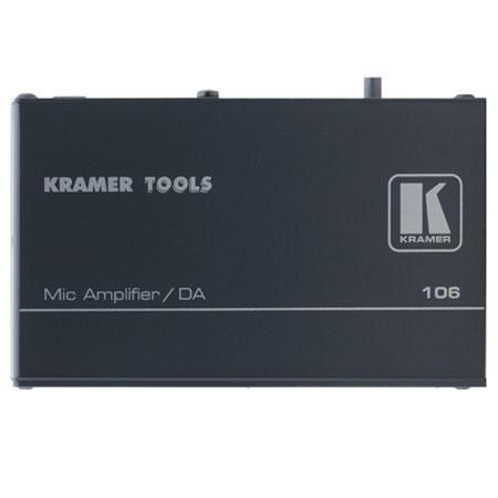 Kramer Microphone Line Distribution Amplifier 145 - 449
