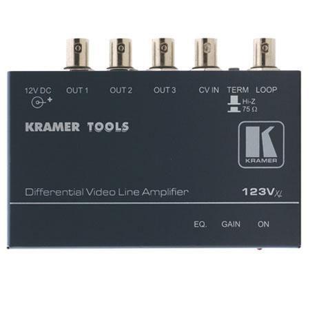 Kramer VXL Composite Video Differential Line Amplifier 113 - 82