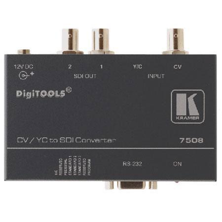 Kramer Electronics Analog to SDI Format Converter 22 - 84