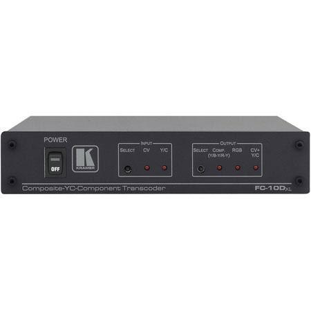 Kramer Electronics FC Dxl Composites VideoComponent Transcoder 133 - 257