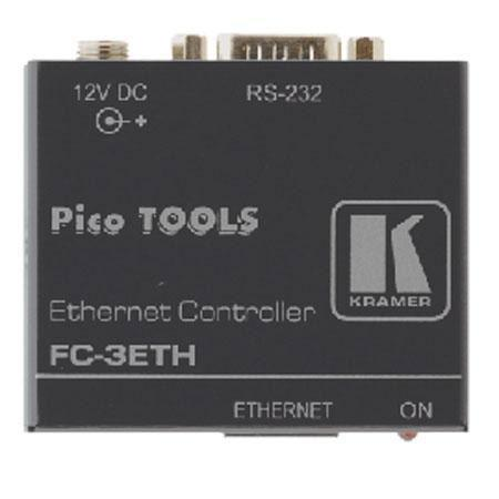 Kramer Electronics FC ETH Bidirectional Interface Converter RS to Ethernet 285 - 299