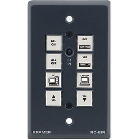 Kramer Electronics RC IR Multimedia Room Controller IR Learning 77 - 210
