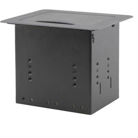 Kramer Tilt Up Lid Table Mount Modular Multi Connection Solution TBUS 92 - 522