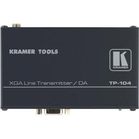 Kramer Electronics TP HD Computer Graphics Video and HDTV Over Twisted Pair Transmitter Distribution 49 - 510