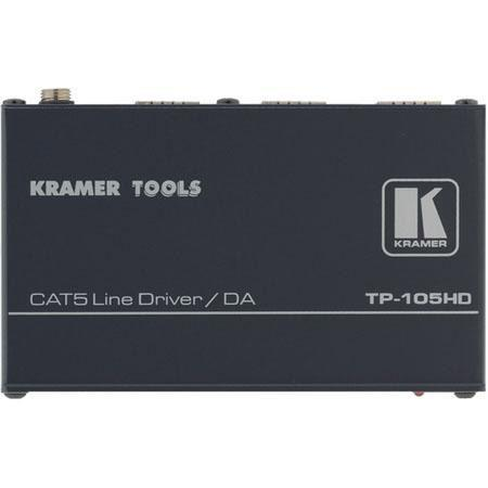 Kramer Electronics TP HD Twisted Pair Line Driver and Distribution Amplifier 166 - 290