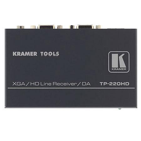Kramer Electronics TP HD Computer Graphics and HDTV Video Distribution Amplifier Over Twisted Pair a 45 - 701