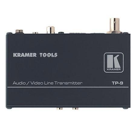 Kramer Electronics TP Composite Video and Audio Over Twisted Pair Receiver IR Repeater  0 - 550