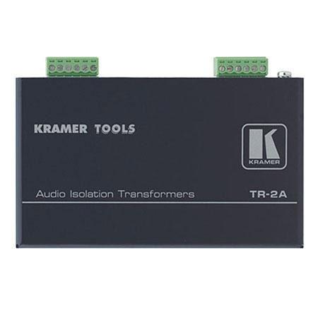 Kramer Electronics TR A Balanced Stereo Audio Isolation Transformer  48 - 731